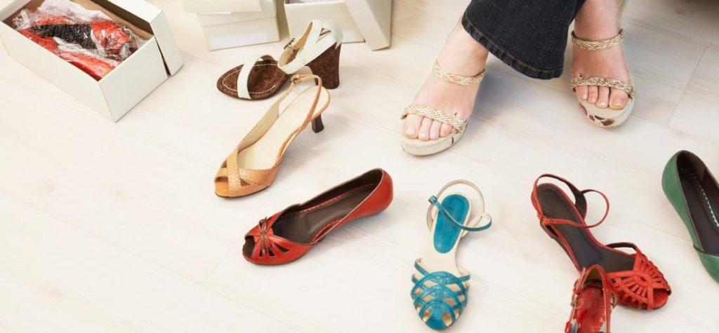 pantofi la modă
