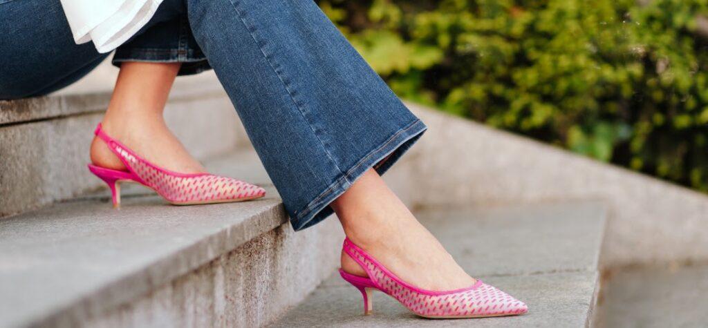 pantofi pentru pantaloni trapezi