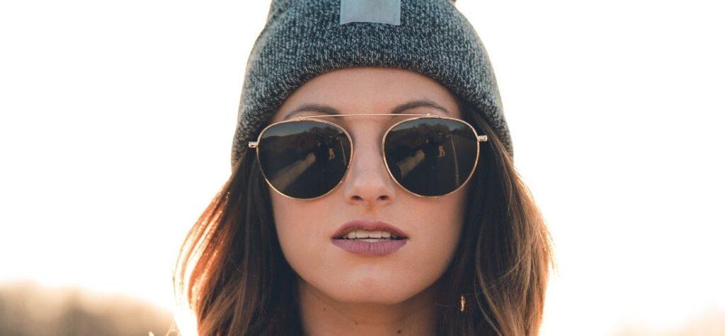 ochelari de soare iarna