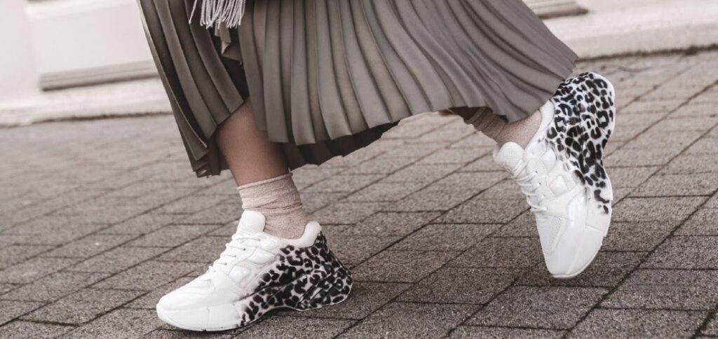 pantofi sport rochii